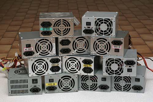Alimentatori ATX da 300 a 480W