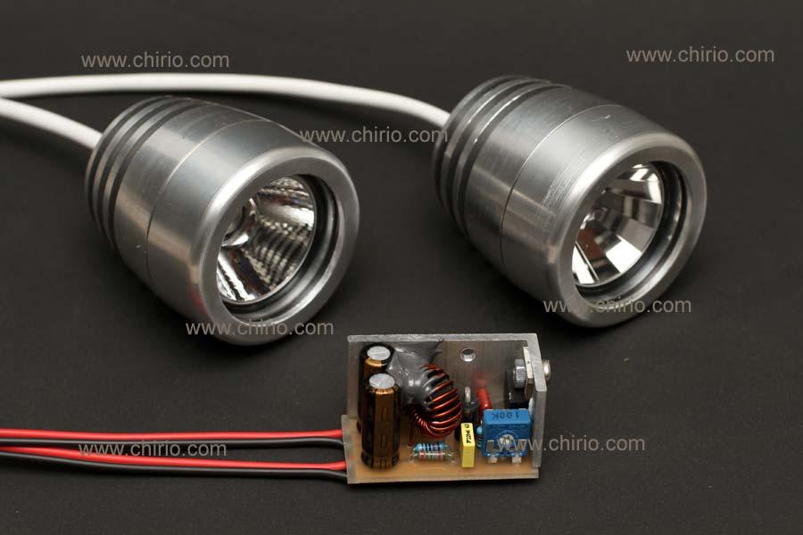 CHIRIO COM vendita on line prodotti elettronici -> Lampade A Led Mtb