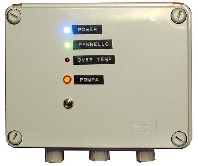 Pannello Solare Con Arduino : Centralina differenziale per controllo pannello solare