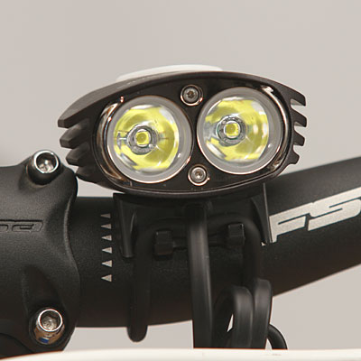 3b5b9cb07 Test LED LAMPS MagicShine Lampade per utilizzo professionale MTB 24h