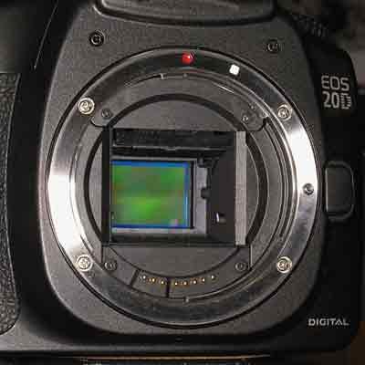 Pulizia sensore reflex digitale c mos ccd cleaning by roberto chirio - Pulizia specchio reflex ...